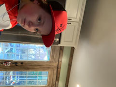 Ireland Boys Merch STEALTH ft X 2.0 logo on Black SnapBack hat Review