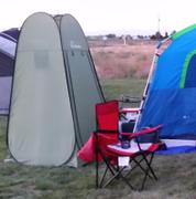 Wolfwise WolfWise Blazers A10 Pop up Privacy Tent Blue Review