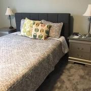 Southshore Fine Linens Winter Brush Print Soft & Supreme Quality Reversible Lightweight Quilt Set Review