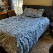 Southshore Fine Linens Pure Melody Classic Paisley Ultra-Soft and Supreme Quality Duvet Cover Set Review
