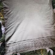 Southshore Fine Linens Vilano Lace Hem Pillow Cases Review