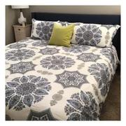 Southshore Fine Linens Infinity Reversible Duvet Cover and Sham Set Review