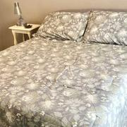 Southshore Fine Linens Infinite Blossom Reversible Comforter Set Review