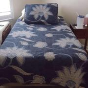 Southshore Fine Linens Grand Floral Reversible Quilt Set Review