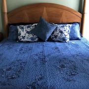Southshore Fine Linens Harmony Lightweight Quilt Set Review