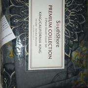 Southshore Fine Linens Midnight Floral Duvet Cover Set Review