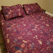 Southshore Fine Linens Blooming Blossoms Quilt Set Review