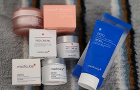 MEDICUBE US Holiday Cream Collection Review