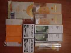 aprilskin.us Ultimate Skin-Smoothing SET Review