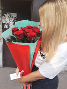 Ukraine Gift Delivery I love you from afar roses bouquet Review