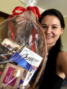 Ukraine Gift Delivery Passionate Dark Chocolate Basket Review