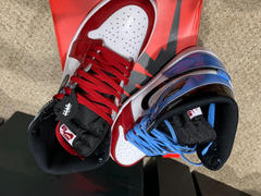 Lace Lab Red Jordan 1 Replacement Shoelaces Review