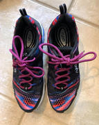 Lace Lab Hot Pink/Black Rope Laces Review