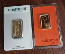 Bitgild 10g Gold Bar | Valcambi Review