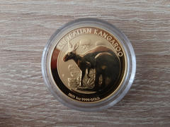 Bitgild 1 oz Kangaroo Gold Coin (2021) Review