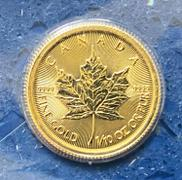 Bitgild 1/10 oz Maple Leaf Gold Coin (2021) Review