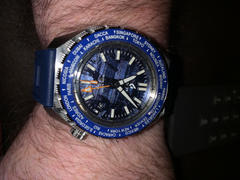 BOLDR Supply Co.  BOLDR Globetrotter GMT - Meteoblue Review