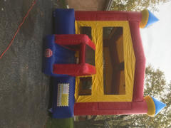 The Backyard Play Store 14' Classic Castle Commercial Bounce House Review