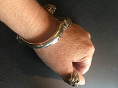Silver Phantom Jewelry Memento Mori Bracelet Review