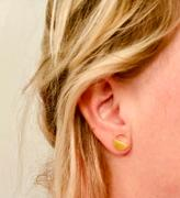 Hey June Half and Half Circle Studs Review