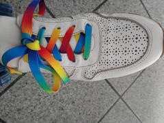 Esska Rainbow Laces Review
