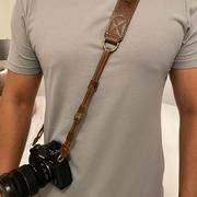 MegaGear Store MegaGear Sierra Top Grain Leather Shoulder or Neck Strap for All Cameras Review