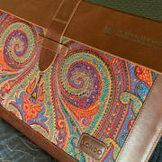 MegaGear Store Londo Top Grain Leather Sleeve, Bohemian Bag for MacBook Pro, MacBook Air and iPad Case Review