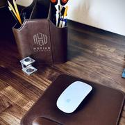 MegaGear Store Londo Leather Mouse Pad with Wrist Rest Review