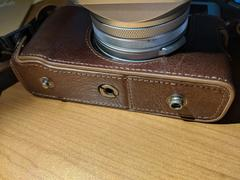 MegaGear Store MegaGear Fujifilm X100V Ever Ready Top Grain Leather Camera Case Review