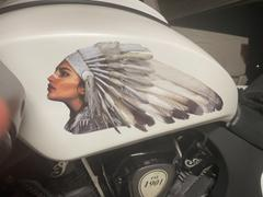 Brave Wolf Customs Nizhoni Warbonnet Decal Set Review