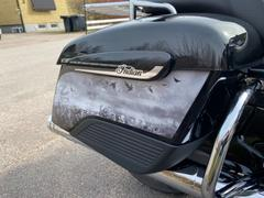 Brave Wolf Customs TAB Performance Zombie Saddlebag Decals for Challenger Review
