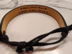 Swanky Badger Personalized Leather Bracelet Review