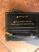 Swanky Badger Personalized Wallet: Diamond Review