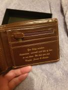 Swanky Badger Personalized Wallet: Basic Review