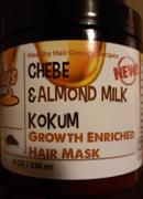 Honey's Handmade Chebe Almond Milk & Kokum Growth Enriched Mask Review