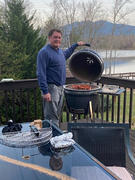 SnS Grills Slow 'N Sear® Deluxe Kamado Review