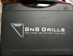 SnS Grills Storage Case for Maverick XR-50 Review