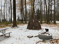 Russian-Bear.Market All-Season Tent with Stove Jack UP-2-mini. Best tent for 1-3 person. Review