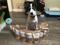 Dog Mamma's Organic Dog Treats Family Size Value Pack - 6 Pack  Pick Six -  SHIPS FREE Review