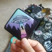 EspiLane UFO Cat Printed Iron On Patch Review