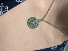Betterhealth4living Lasciel's Blackened Denarius Necklace Review