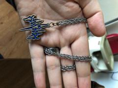 Badali-juweliersware Jeseh Glyph - Bronsoorsig