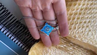 Prívesok Badali Jewelry Cosmere - recenzia so smaltovaným striebrom