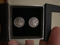 Mirzslot Order of the Dragon Cufflinks Review