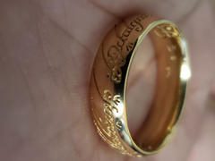 Badali nakit Gold ONE RING ™ recenzija