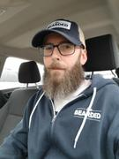 Live Bearded Lifestyle Eastcoast Hat - Navy/Cream Review