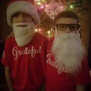 Live Bearded Kids Grateful Holiday Limited Edition - Red Review