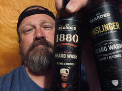 Live Bearded Beard Wash Review