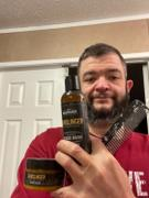 Live Bearded Large Beard Comb Review