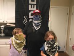 Live Bearded Do Better Bandana - 3 Pack Review